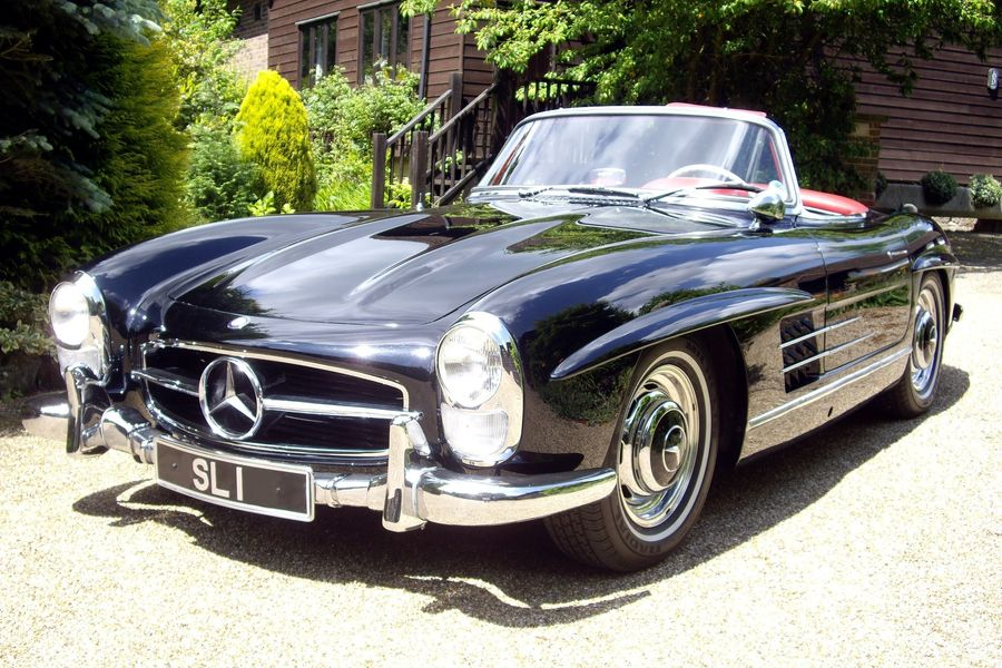 Mercedes Benz 300 SL (W198)